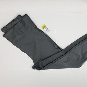 New No Comment Women's XL Gray Leggings